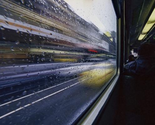 effets visuels créatifs avec la vitesse